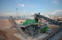 Discarica e impianto di recupero per rifiuti inerti in Via Ardeatina, Roma