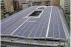 Impianto fotovoltaico in Roma, via Tripoli
