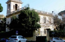 Adeguamento statico villino in Roma